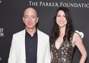 A New Twist in Amazon CEO Jeff Bezos' Divorce, Plus: The Mansions &…