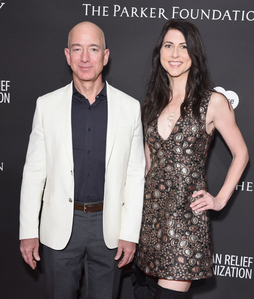 A New Twist in Amazon CEO Jeff Bezos' Divorce, Plus: The Mansions & Billions at Stake