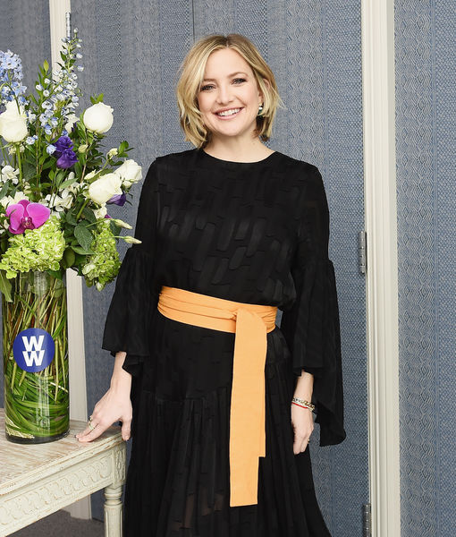 Kate Hudson Gushes About Her 'Delicate' Baby Girl Rani Rose