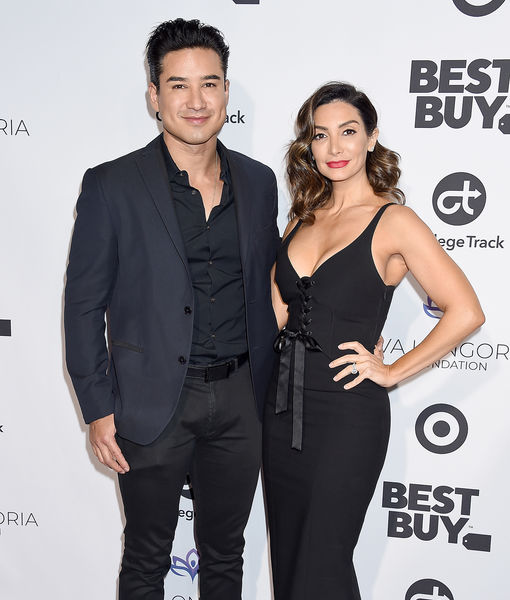 Mario Lopez & Wife Courtney Expecting Baby #3 — See Their Cute Announcement!