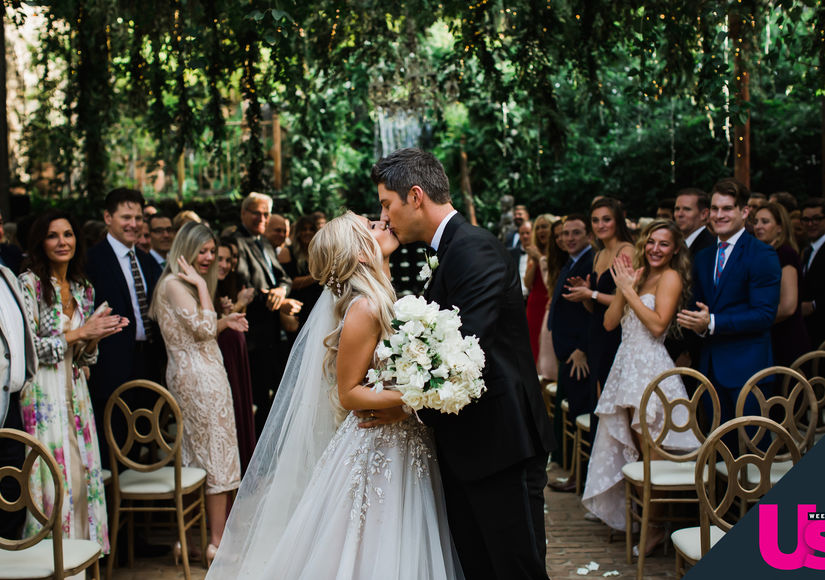 Arie Luyendyk Jr. & Lauren Burnham Tie the Knot!