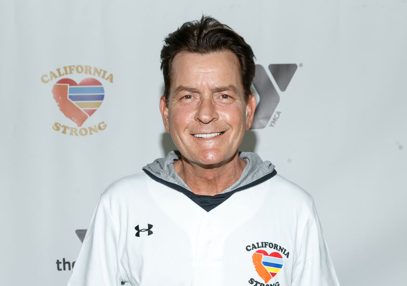 Charlie Sheen on Directing a Music Video, Plus: Would He Do a 'Two and a Half Men' Reboot?