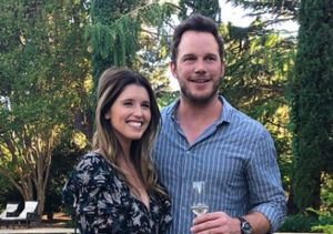 Chris Pratt & Katherine Schwarzenegger Engaged!