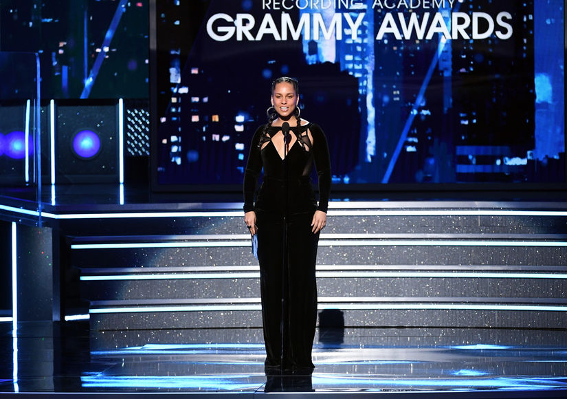 Singer Alicia Keys have just signed on to host the 2019 Grammy Awards!