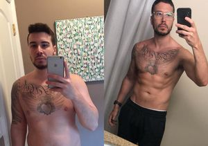 Vinny Guadagnino Lost at Least 50 Lbs. — See His Weight-Loss…
