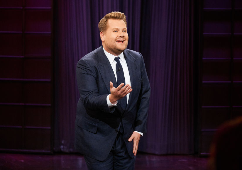 James Corden Guesses Where Chris Pratt Asked for Permission to Marry Katherine…