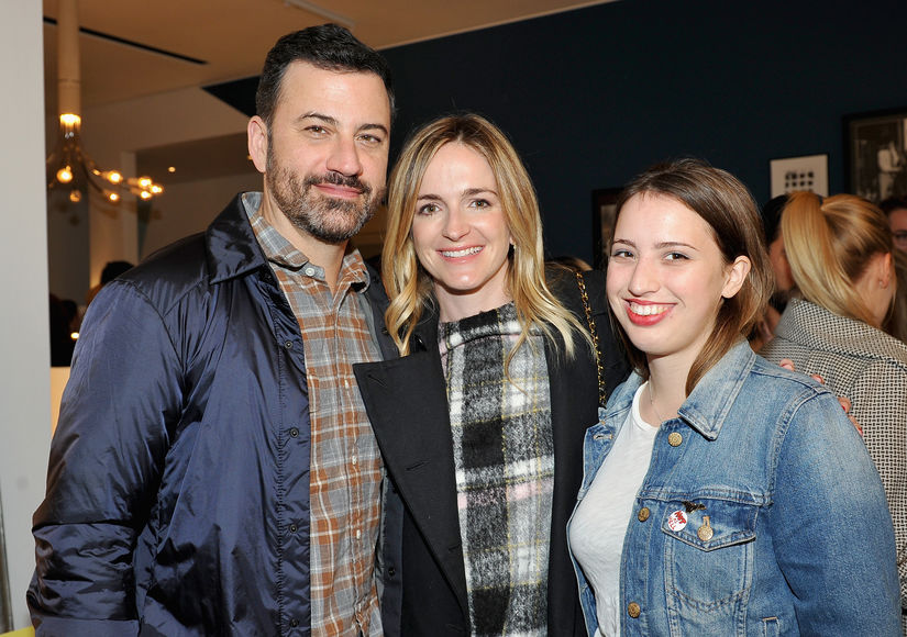 Jimmy Kimmel S Daughter Katie Engaged See The Sweet Video Extratv Com When kimmel teased the star by showing a clip that replayed her racy dance number on repeat she shouted 'it was so not that long' as kimmel declared it 'the three most magical seconds' of his life. 2
