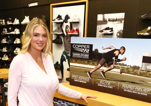 Kate Upton Dishes on Baby Genevieve — Who Does She Look Like?
