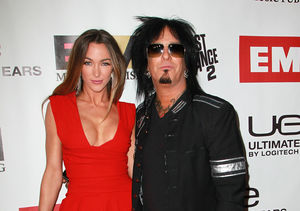Nikki Sixx and Courtney Bingham Tie the Knot!