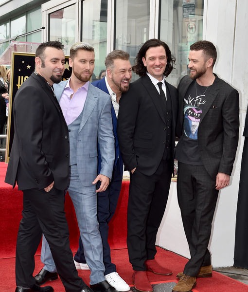 Joey Fatone Weighs In on Possible *NSYNC Reunion Without Justin Timberlake