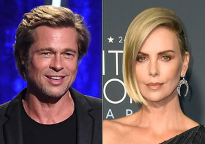 Are Brad Pitt & Charlize Theron Dating?