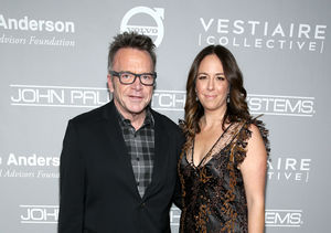 Tom Arnold & Ashley Groussman Split