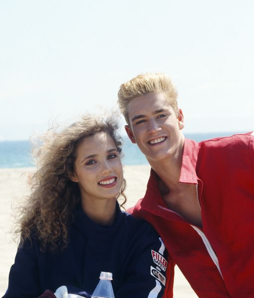 'Saved by the Bell' Romance! Mark-Paul Gosselaar Says He Dated Elizabeth Berkley