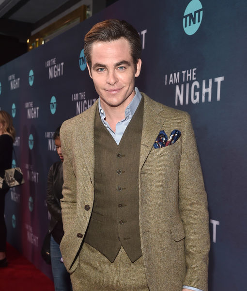 Why Chris Pine Got on Board for 'I Am the Night'