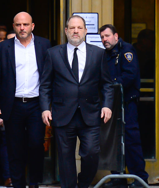 Exclusive: Harvey Weinstein Breaks Silence on New Legal Team
