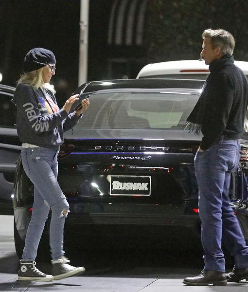 Back On? Heather Locklear & Chris Heisser Spotted Together
