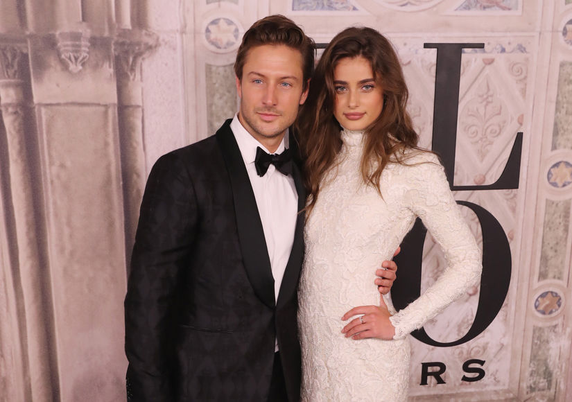 Taylor Hill Dishes on Relationship with BF Michael Stephen Shank