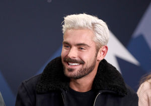 New 'Do! Zac Efron Goes Platinum at Sundance