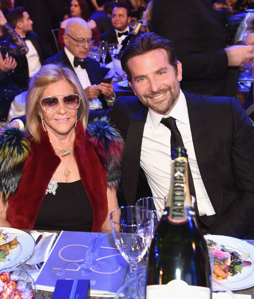 So Sweet! Bradley Cooper's SAG Awards Date Was His Mom
