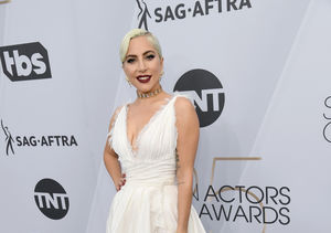 So Haute! See Lady Gaga's Sexy SAG Awards Look