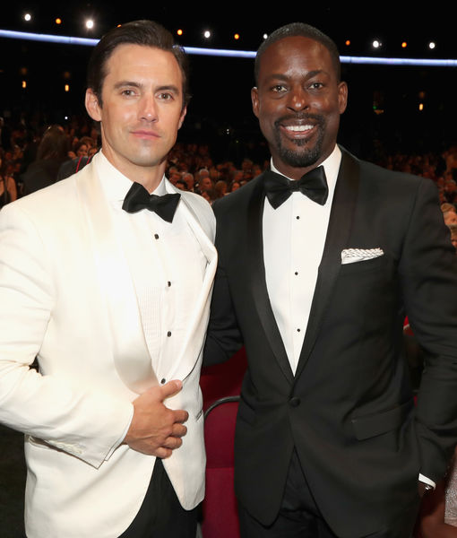 Milo Ventimiglia & Sterling K. Brown React to Competing at the Emmys 2019