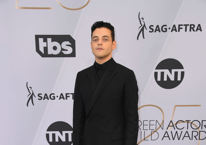 How Rami Malek Is Bonding with His 'Bohemian Rhapsody' Co-Stars During Award Season