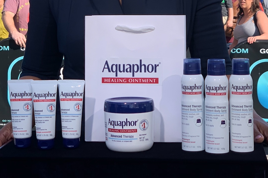 Combat Dry Skin This Winter and Enter to Win an Aquaphor® Gift Bag