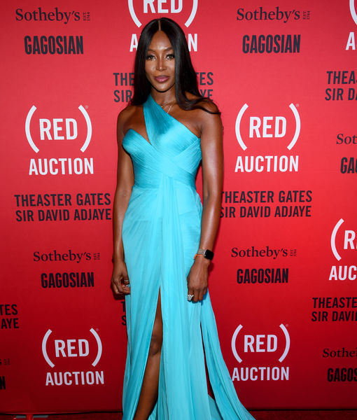 Is Naomi Campbell Dating a Much Younger Man?