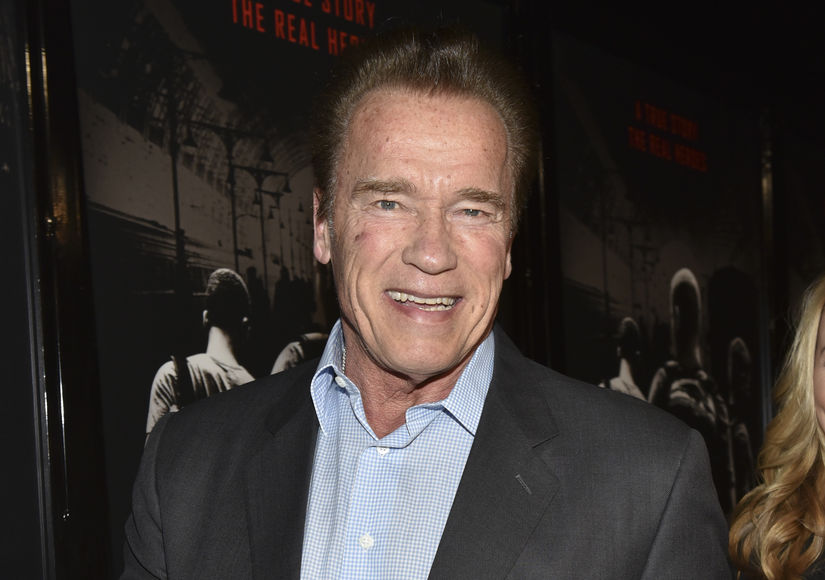 Arnold Schwarzenegger's First Words on Daughter Katherine's Engagement to…