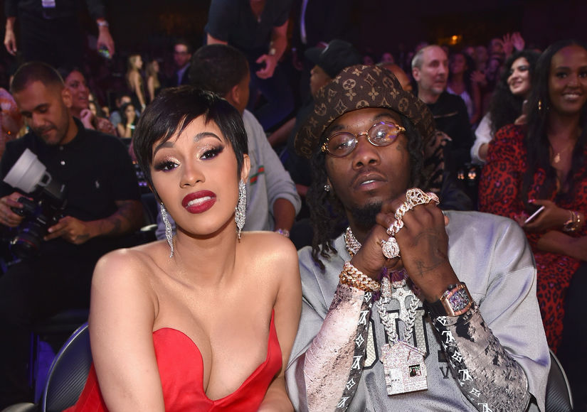 Cardi B Responds to Offset Reconciliation Rumors!