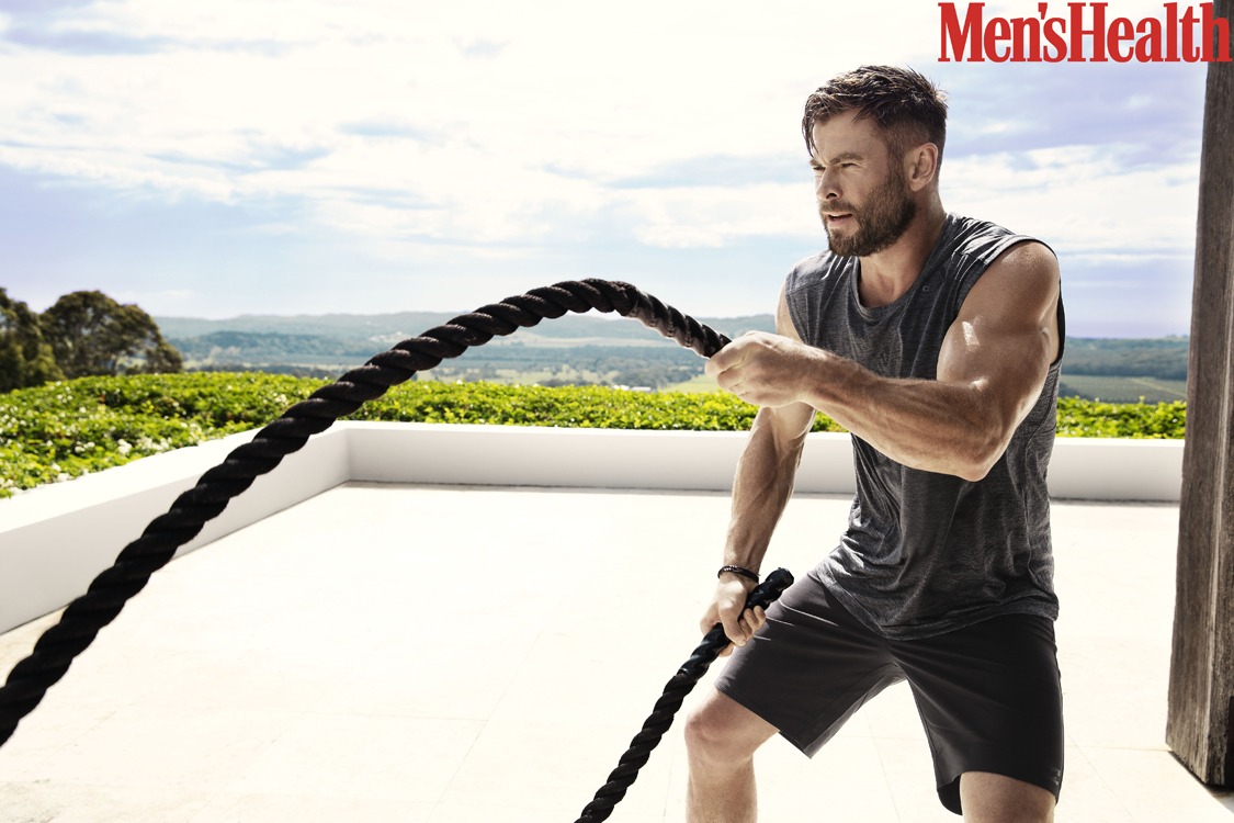 Chris Hemsworth mens health resized