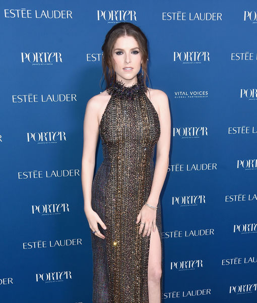 Anna Kendrick Thanks Doctors & Nurses Who Treated Her