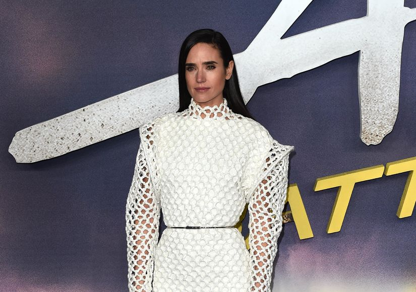 Jennifer Connelly Talks Working with Tom Cruise on 'Top Gun: Maverick' and Her…