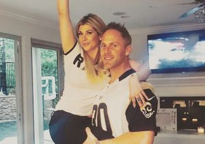 Reality Star Alexis Bellino Debuts New BF on Super Bowl Sunday