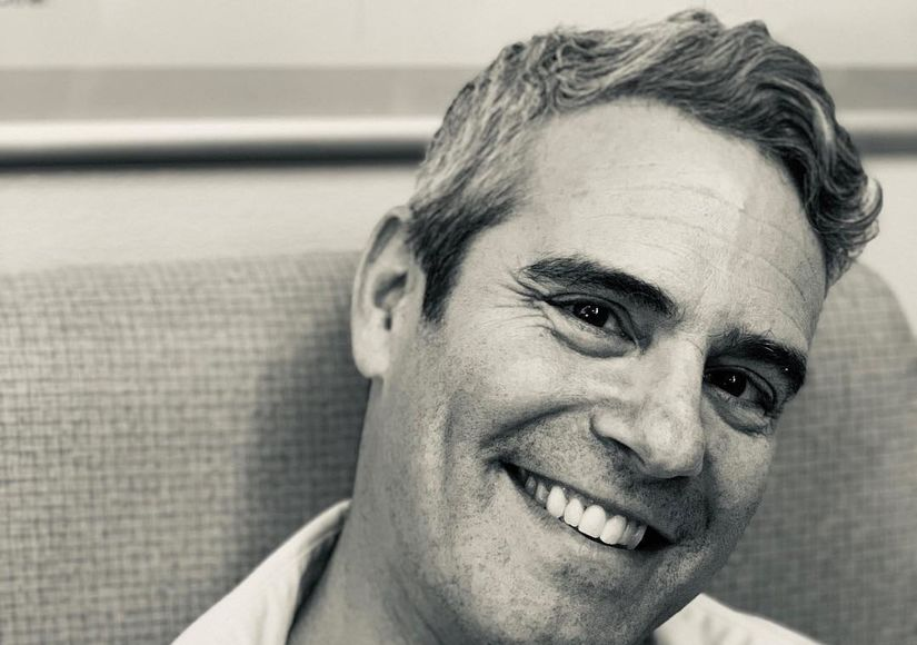 Andy Cohen Welcomes Baby Boy — Find Out His Name!