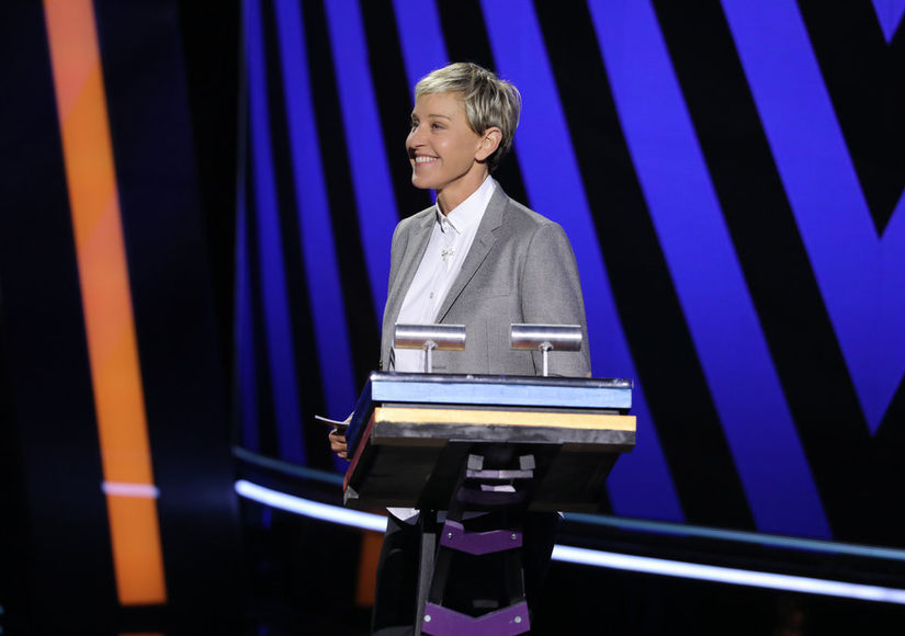 'Ellen's Game of Games'! A Sneak Peek at Tonight's Round of 'Danger…