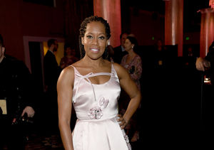 Regina King Reveals Her Lucky Charm for the Oscars