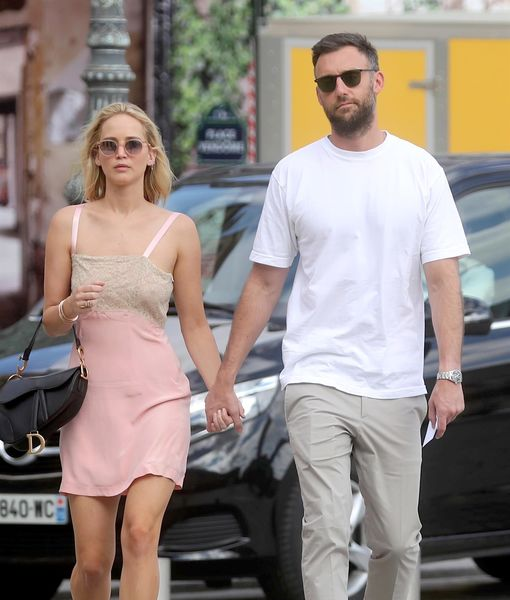 Report: Jennifer Lawrence & Cooke Maroney Engaged ...