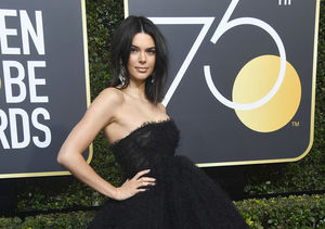 Why Kendall Jenner 'Cried Endlessly for Days' After Golden Globes 2018