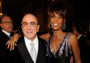 Clive Davis Talks Whitney Houston Biopic Project, Plus: The Last Time He Saw Her