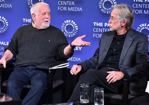 Grammy Producer Ken Ehrlich and Recording Academy President Neil Portnow Talk…