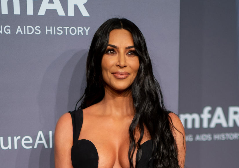 Kim Kardashian Reveals Possible Name for Baby #4… and It's Surprisingly…