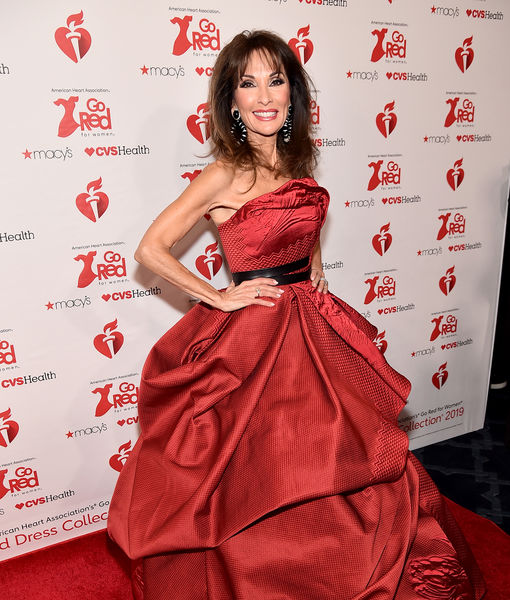 Susan Lucci's Immediate Health Plan After Medical Emergency