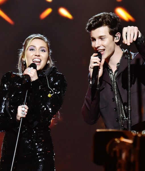 Miley Cyrus Dishes on Married Life and Shawn Mendes: 'I Can Look!'