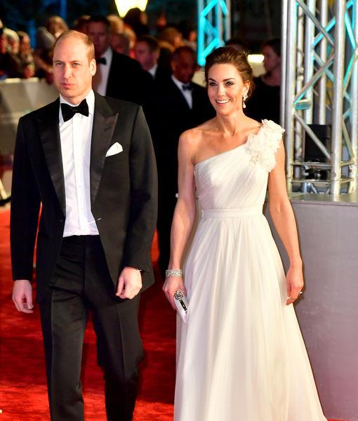 Red Carpet Pics! Stars at the 2019 BAFTAs