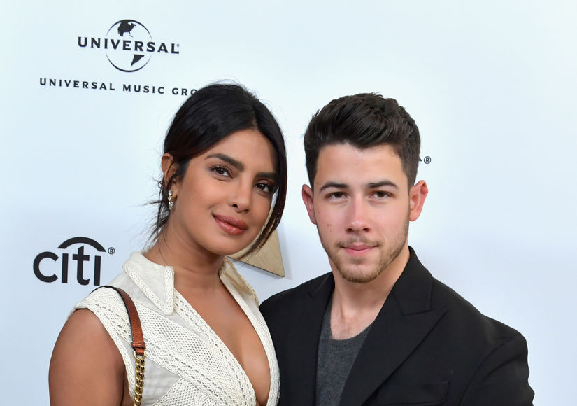 Is Priyanka Chopra Feeling Pressure About First Valentine's Day with Nick Jonas?
