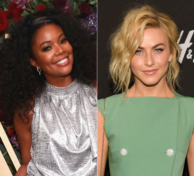 julianne-hough-gabrielle-union-getty