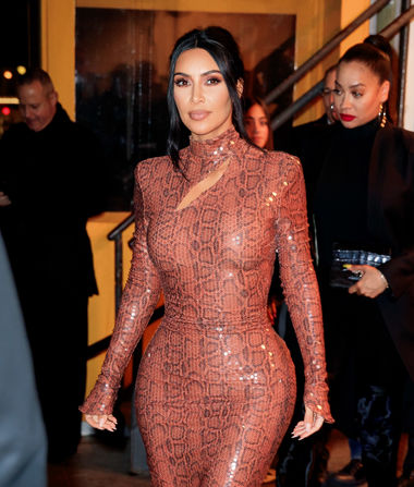 Kim Kardashian Talks Beauty and Psoriasis, Reveals Her Biggest…