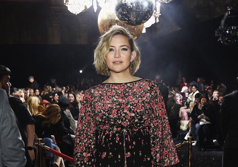Kate Hudson Talks Baby Girl's Latest Milestones, Plus: Jennifer Aniston's…