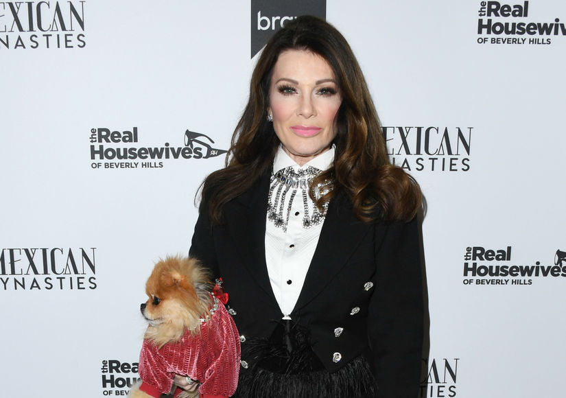 Why Lisa Vanderpump Struggled with 'Real Housewives of Beverly Hills'…